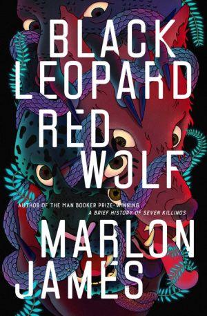 Book Black Leopard, Red Wolf