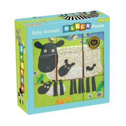 Baby Animals Block Puzzle