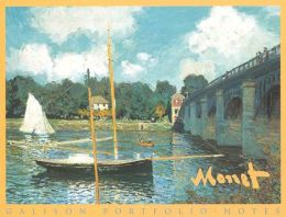 NGA Monet Masterpieces Portfolio Note