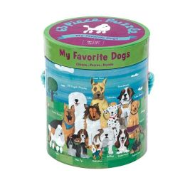 My Favorite Dogs 63 Piece Puzzle