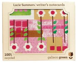 Lucie Summers Eco Writer's Notecards