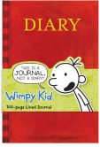 Product Image. Title: Diary of a Wimpy Kid Journal
