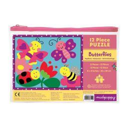 Butterflies Pouch Puzzle