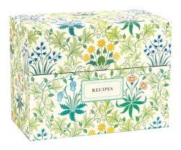 V&A William Morris Recipe Box