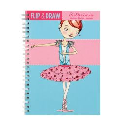 Ballerinas Flip and Draw
