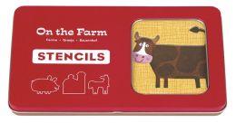On the Farm Starter Stencils