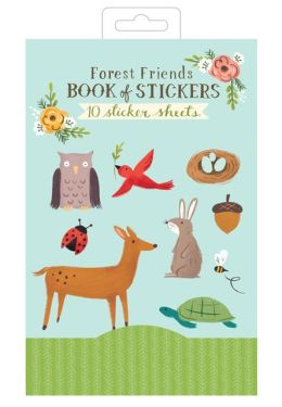 Forest Friends Book of Stickers