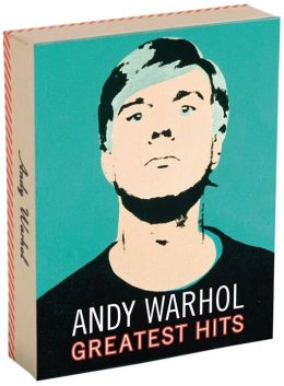 Warhol Greatest Hits Keepsake Box