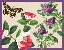 Winterthur Butterflies Desk Set