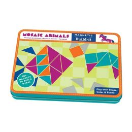 Mosaic Animals Magnetic Build-it