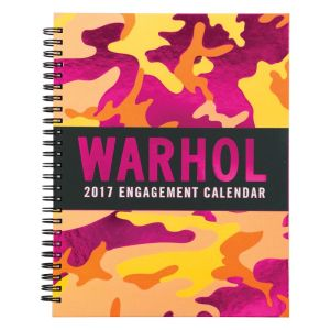 Andy Warhol 2017 Engagement Calendar