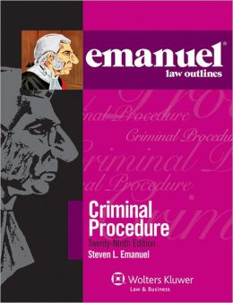 Elo: Criminal Procedure 29e