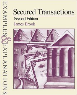 Secured Transactions, Examples & Explanations Series, Second Edition