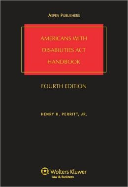 Americans with Disabilities Act (ADA) Handbook, Fourth Edition