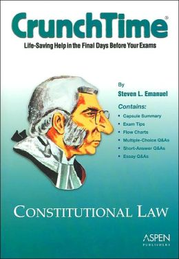 CrunchTime: Constitutional Law, 2004