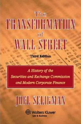 Transformation of Wall Street, Third Edition