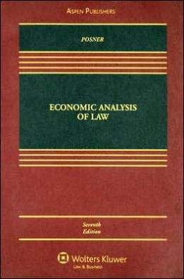 Economic Analysis Of Law, Seventh Edition