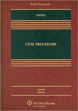 Civil Procedure, Seventh Edition