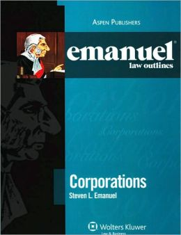 Emanuel Law Outlines