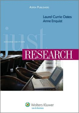 Just Research, Second Edition