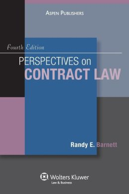 Perspectives on Contract Law, Fourth Edition