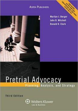 Pretrial Advocacy