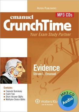 Emanuel CrunchTime: Evidence