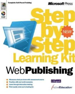 Web Publishing Step-by-Step Learning Kit