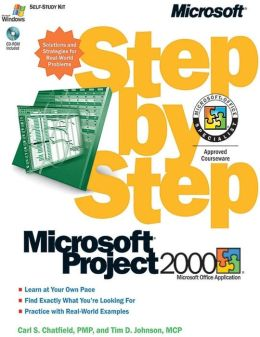 Microsoft Project 2000 Step by Step with CD-ROM