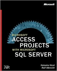 Microsoft Access Projects with Microsoft SQL Server