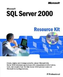 Microsoft SQL Server 2000 Resource Kit