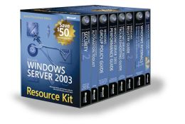 Microsoft Windows Server 2003 Resource Kit