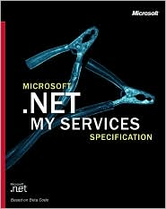 Microsoft .NET My Services Specification