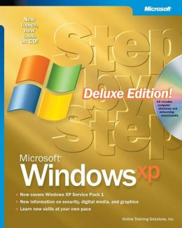 Microsoft Windows XP Step by Step, Deluxe Edition