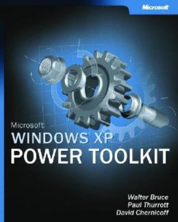Microsoft Windows XP Power Tool Kit