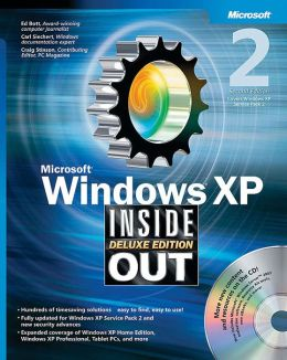 Microsoft Windows XP Inside Out - Deluxe Edition (second edition)