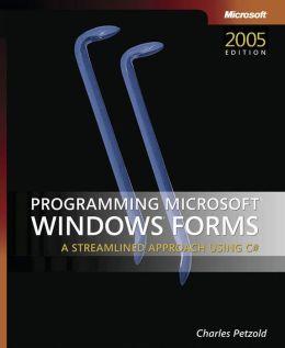 Programming Microsoft Windows Forms