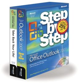 Microsoft Time Management Toolkit: Microsoft Office Outlook 2007 Step-By-Step/Take Back Your Life! [With CDROM and 2 Posters]