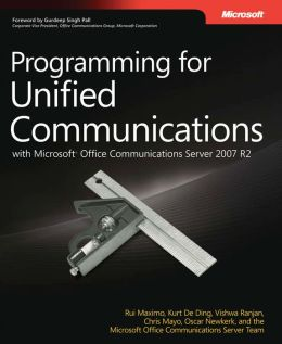 Programming for Unified Communications