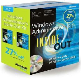 Windows Vista Inside Out Kit: Windows Server 2008 Inside Out and Windows Vista Inside Out