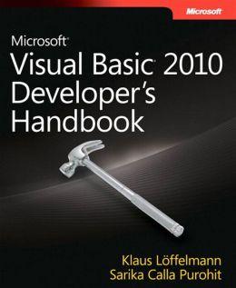 Microsoft Visual Basic 2010 Developer's Handbook