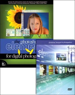 The Photoshop Elements Book for Digital Photographers Book and DVD Package