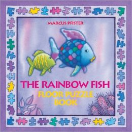 Rainbow Fish Floor Puzzle Book