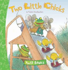 Two Little Chicks Tuff Book