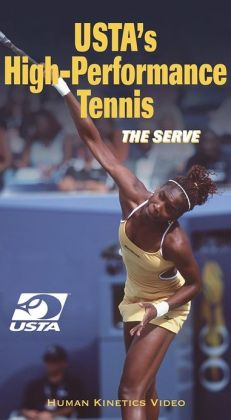 USTA's High Performance Tennis: the Serve - NTSC