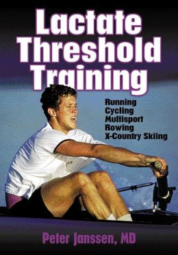 Lactate Threshold Training