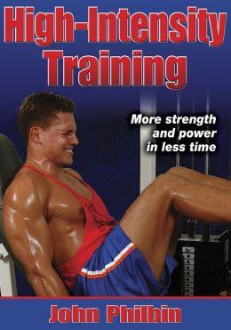 High-Intensity Training