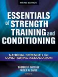 Book Cover Image. Title: Essentials of Strength Training and Conditioning - 3rd Edition, Author: NSCA -National Strength & Conditioning Association