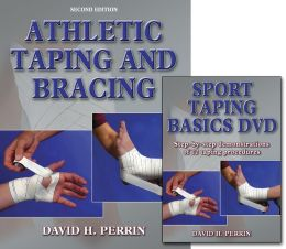 Athletic Taping and Bracing Book-2nd Edition - DVD Package