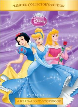Disney Princess: A Read-Aloud Storybook